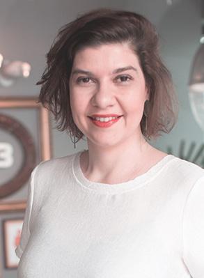 Larissa Magrisso (VP de Criação e Conteúdo)