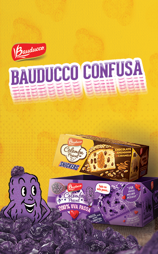 Bauducco Confused