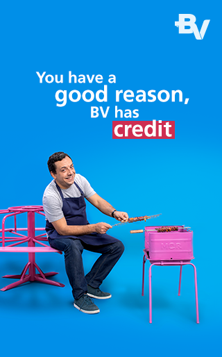 You have a good reason, BV has credit