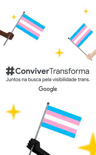 #Conviver transforma